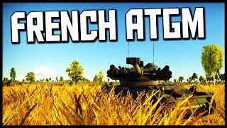 Frances ONLY Tier 6   AMX 13 HOT (War Thunder Dev)