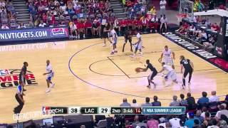 Tony Snell Full SL Highlights 2014.07.12 vs Clippers - 27 Pts, SICK!
