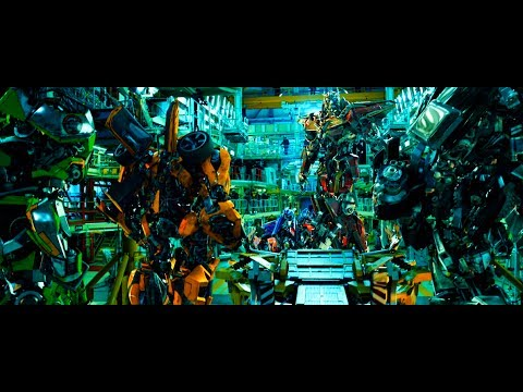Transformers : Dark of the Moon  Sentinel Prime revival (1080pVO HD)