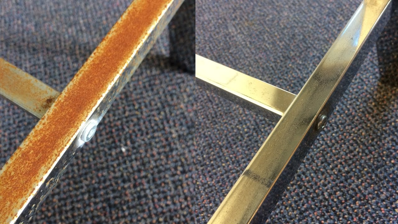 How To Remove Surface Rust Fast Easy Without Scratching