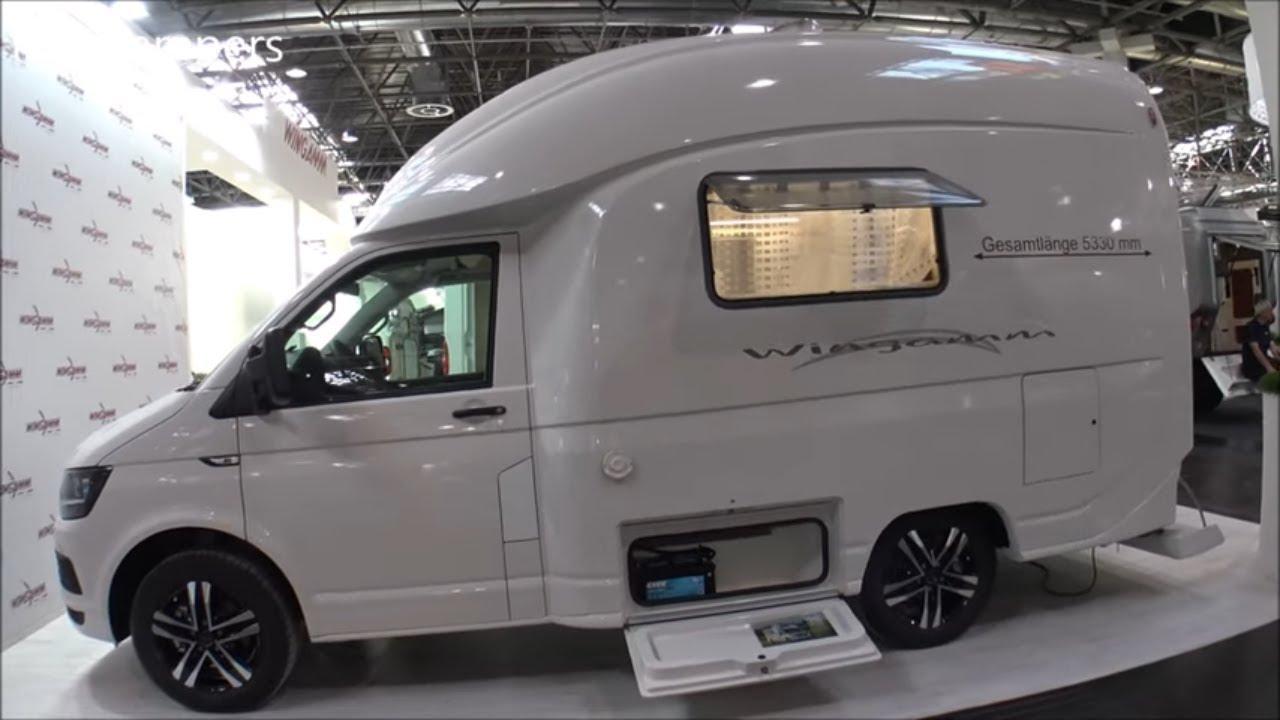 Small camper WINGAMM MICROS VW T9 (9HP) CAMPER 9