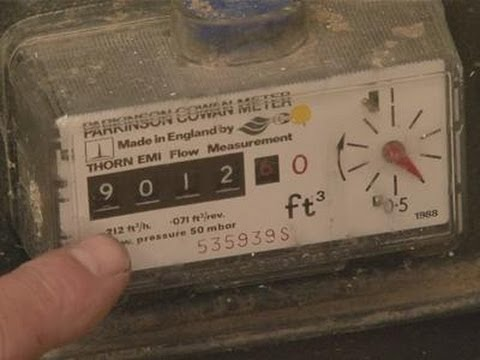 Gas Gauge Not Working >> How To Read Your Gas Meter - YouTube