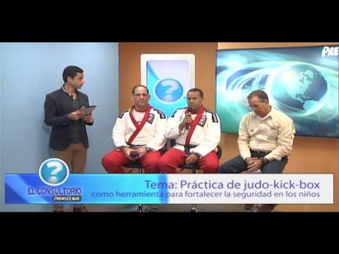 Práctica de judo-kic-box como herramienta para fortalecer la seguridad en los niños