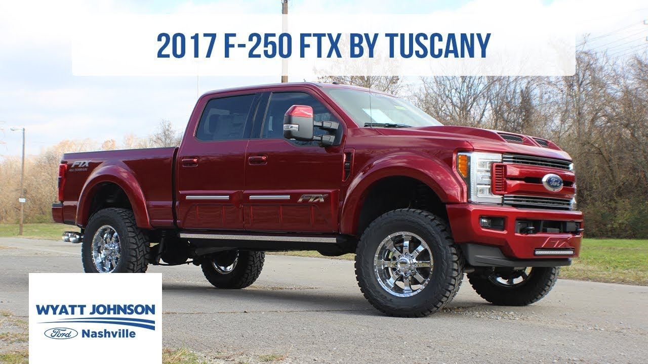 2017 F250 For Sale