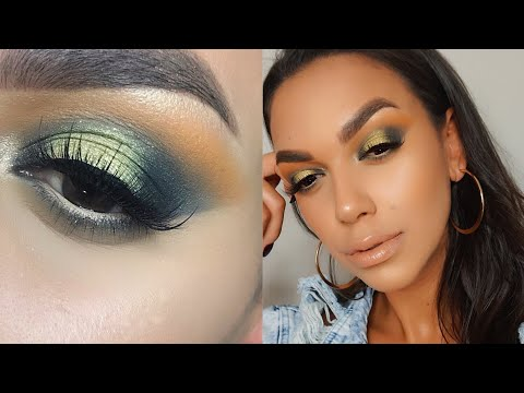 NYX In Your Element Fire Palette Review and Makeup Tutorial   Richelleramonnn   Subculture DUPE