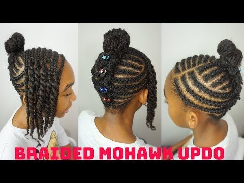 girls-braided-hairstyles-|-mohawk-updo-on-natural-hair