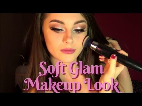 Soft Glam Makeup Look | + $80 Sonic Foundation Brush!