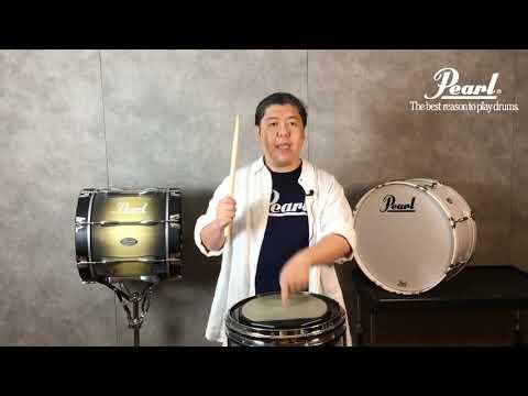 Teaching Drum By Pearl Artist (Ss.1 Ep.2) โดย อาจารย์เกษม ทิพยเมธากุล