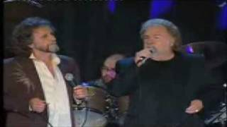 "Gene Watson & David Frizzell -  Long Black Veil ""LIVE"""