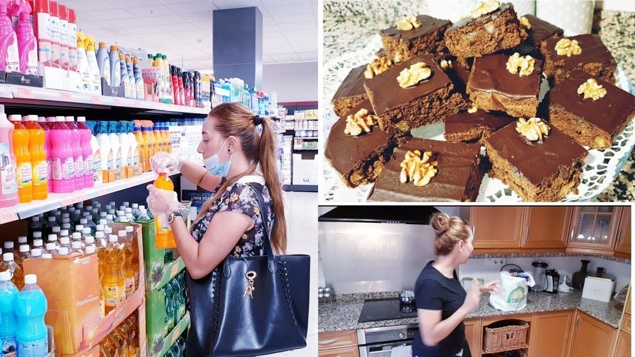 تسوق نصائح وطبخ🥳كيكة الشوكولاتة معلكة تحمر لك وجهك في جميع المناسبات