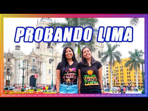 PROBANDO LIMA - LA CIUDAD DE LOS REYES I Centro Histórico I Gastronomía I La ruta completa de Lima