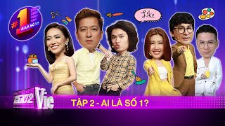Tập 2: Trường Giang phấn khích khi nhìn thấy Park Hang Seo & đội tuyển Việt Nam | AI LÀ SỐ 1?