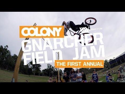 We teamed up with LUX BMX to put on the first annual Gnarcherfield Jam. The plan was pretty simple, we chose a park that was pretty basic but in a good ...