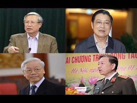 Việt Nam 2017: Từ ông 'Vũ Nhôm' đến những 'bộ tứ quyền lực'