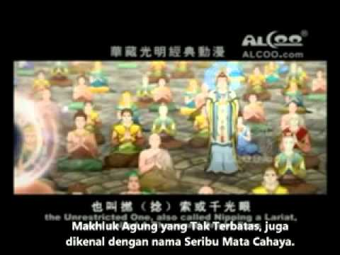 Maha Karuna Dharani-with Indonesian Text