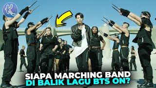 Baixar Pecahkan 19 Rekor Gelar! Inilah Blue Devils, Marching Band Kelas Dunia di Video Musik BTS ON