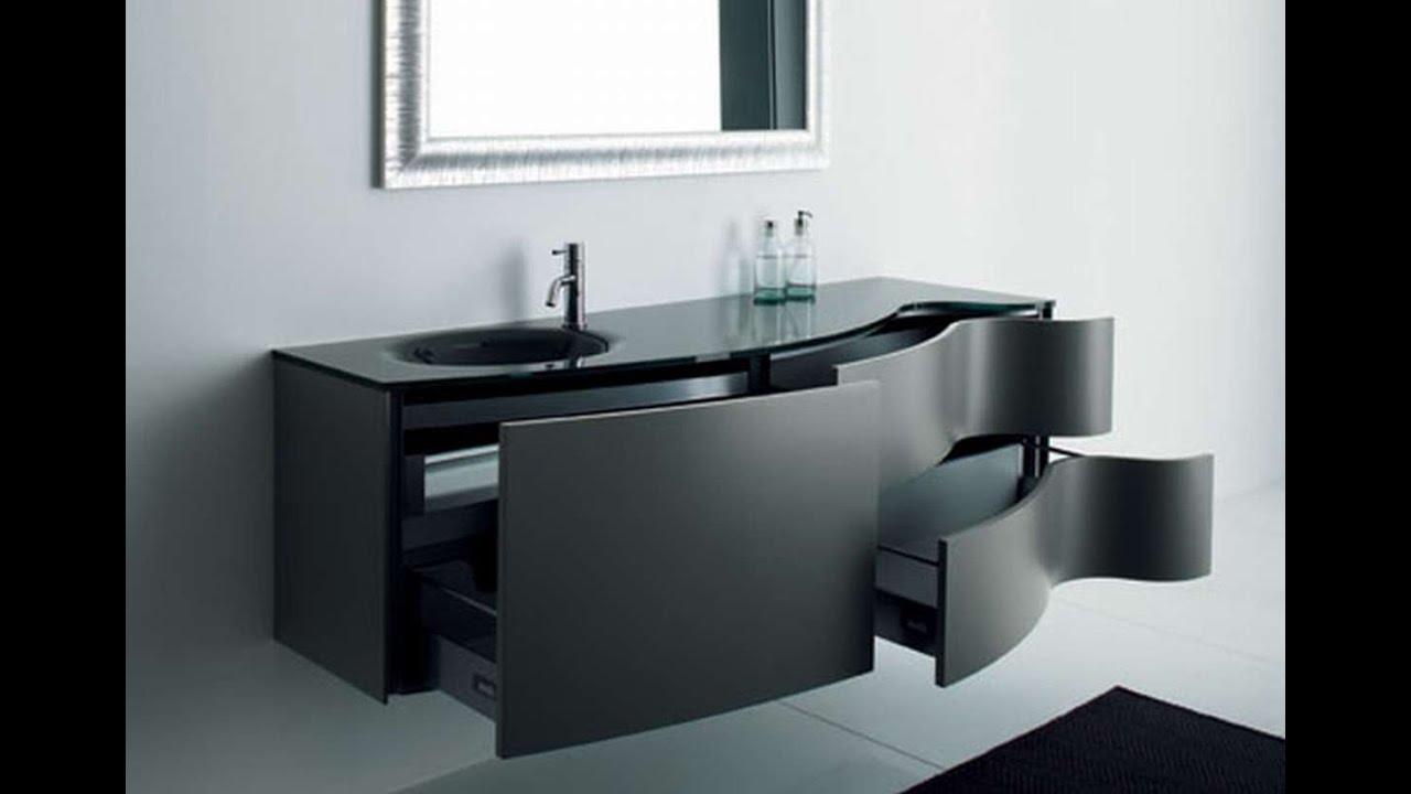 Contemporary Bathroom Furniture Cabinets Ideas