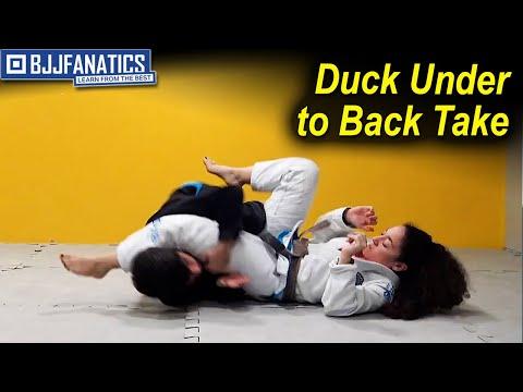 Duck Under to Back Take by Felipe Costa