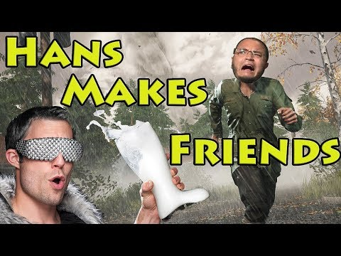 Hans Makes Friends - Miscreated
