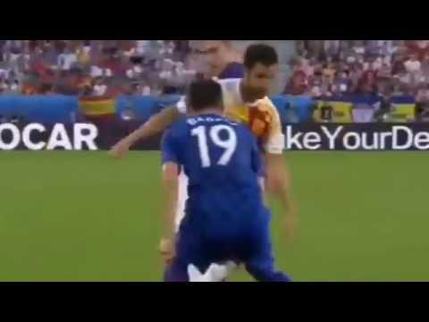 Top Game Spain vs Croatia
