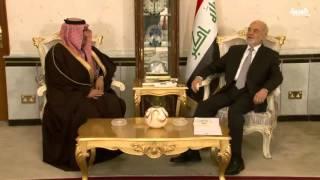 السفير السعودي يؤكد سعي الرياض لبناء علاقة جيدة مع العراق