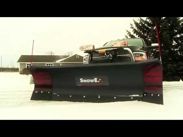 SPEEDWING™ SnowEx® Snow Plows