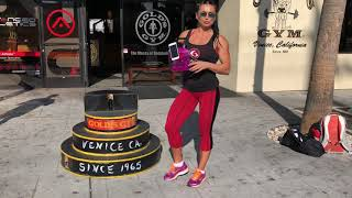 Новинки фитнеса: Селфи бутыль