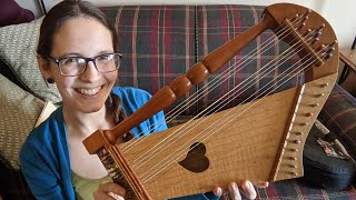 The Curious Tale of the MacArthur Harp Zither and A Demonstration