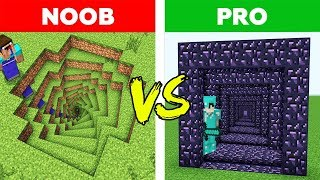 Minecraft - NOOB vs PRO : SECRET TRAP in Real Life | AVM SHORTS