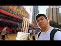 Tin Hau Chinese Goddess' birthday party in Tsing Yi 青衣天后誕!