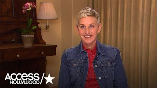 Ellen DeGeneres On The Possibility Of Having Donald Trump On Her Show | Access Hollywood
