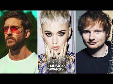 NRJ Music Awards 2017 - Nominations
