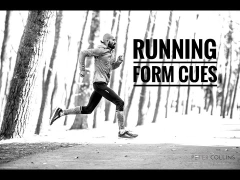 RUNNING FORM CUES