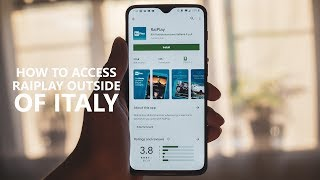How To Access Raiplay Outside Of Italy