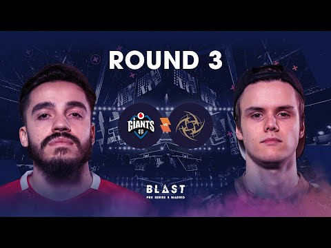 Giants vs NiP - BLAST Pro Series: Madrid 2019 - Bo1
