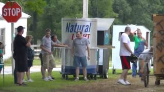 Middletown Mo. Outhouse Races 2014