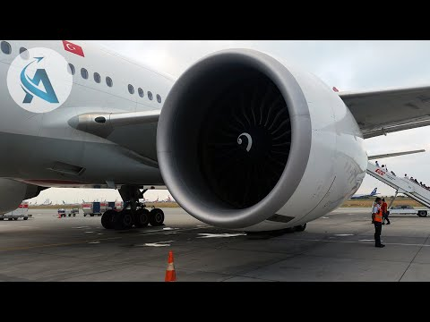 Trip Report: Turkish Airlines B777-300ER | IST-ADB | Inflight Experience