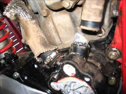 88 Cr 250 Cooling System Corrosion