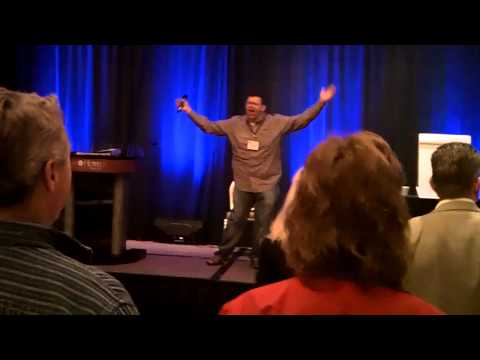 Fortune Builders Corey Finnie rocking the house!