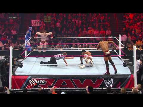 WWE Monday Night Raw En Espanol - Monday, September 24, 2012