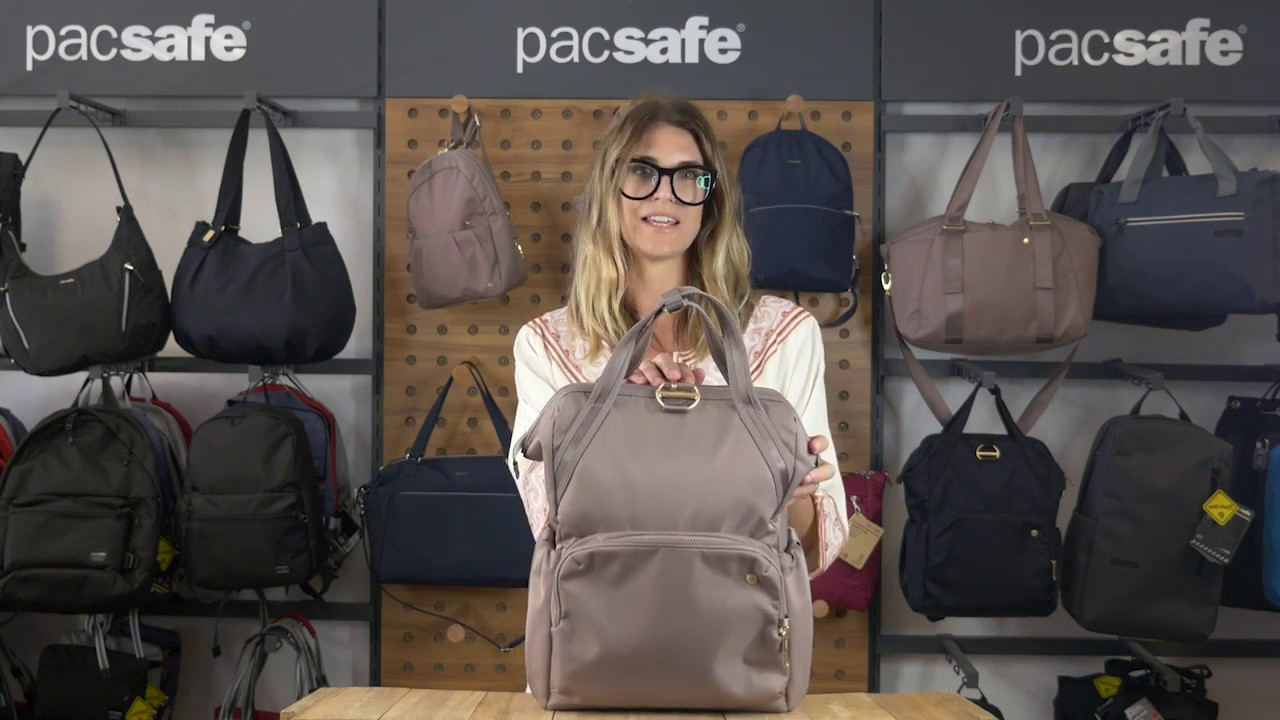 Pacsafe Citysafe Cx Mini Backpack