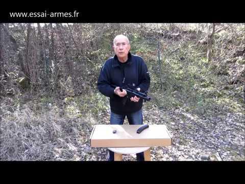 Heckler & Koch modèle SP5 K - calibre 9 mm Parabellum