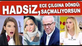 Ertuğrul Özkök'ün Çağla Şikel yazısı Ece ve Bircan'ı çılgına çevirdi!