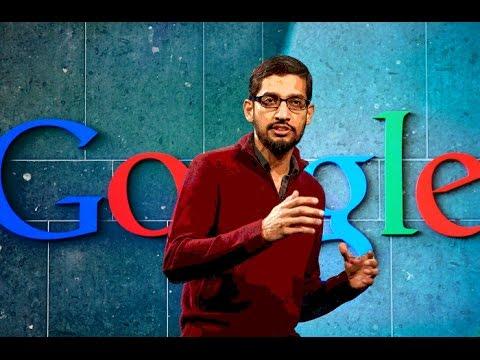 Google CEO Sundar Pichai's salary for 2015 Revealed