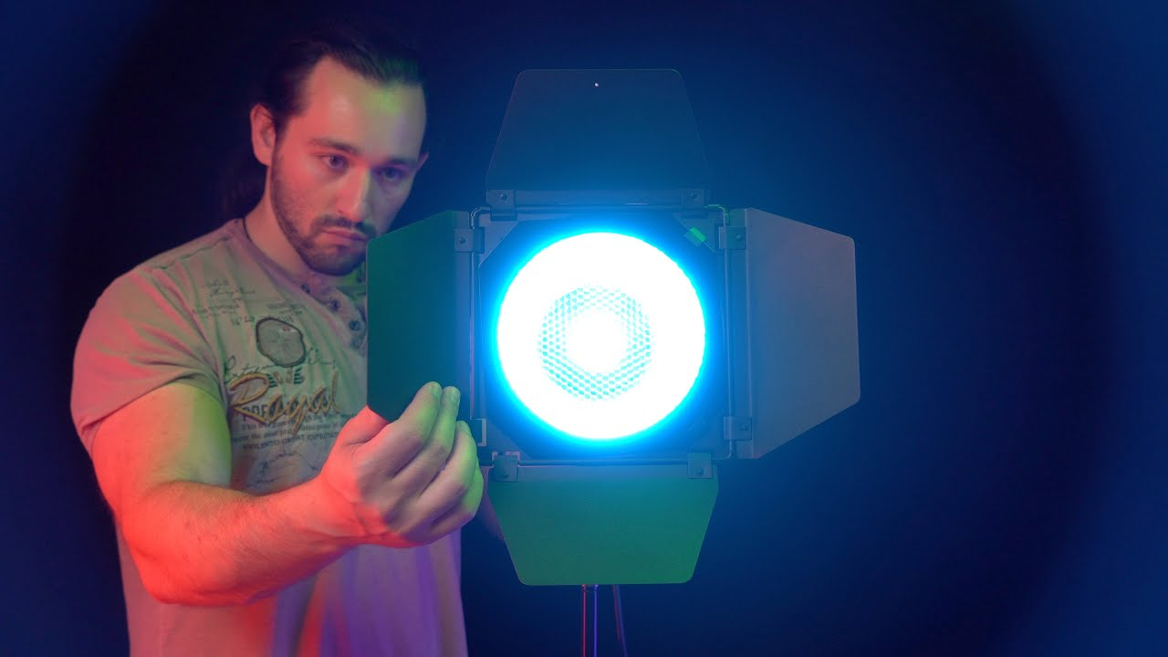 Godox SL150WII LED Video Light - It's Brighter and A LOT Cheaper Than Aputure 120DII