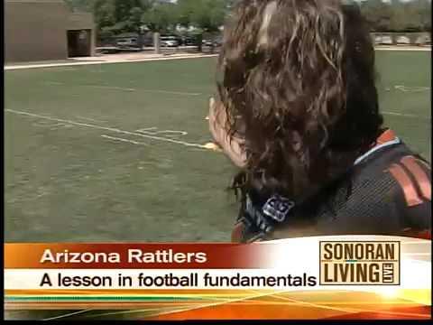 Arizona Rattlers arena football
