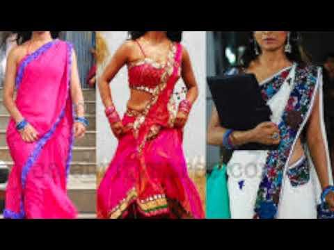 radhika pandhit hot in saree || radhika pandhit