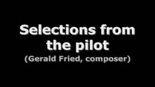 Flamingo Road (pilot, score; Gerald Fried)