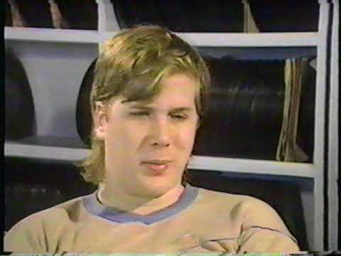 Jeff Healey interview broadcast Nov 30 1987