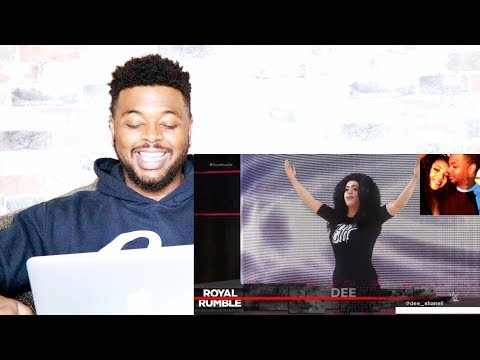 WWE 2K18 REACTOR RUMBLE | 8 WOMEN'S BATTLE ROYAL | Reaction